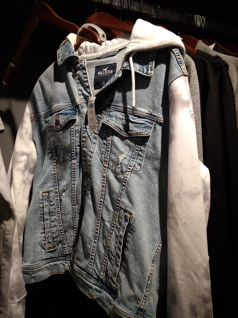 Hollister Jacket $39