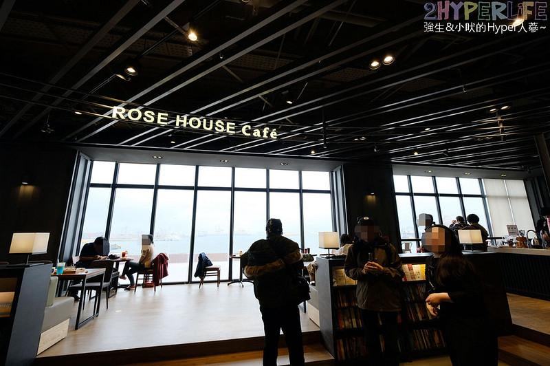 三井outlet-Rose house cafe (2)