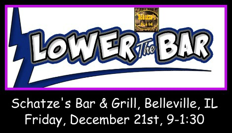 Lower the Bar 12-21-18