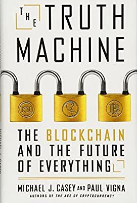 The Trust Machine and the Future of Everything