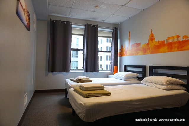 HI Washington DC Hostel Private Room