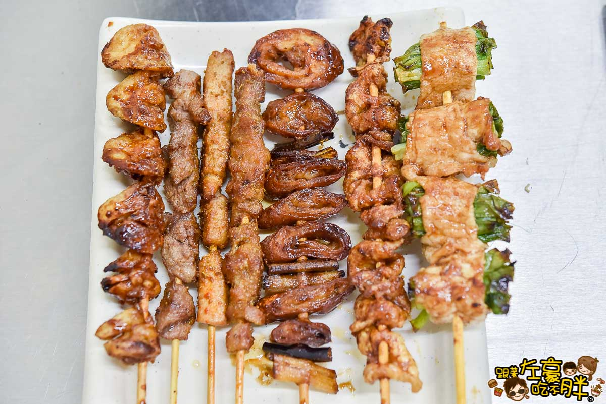 上榮新疆烤肉串左營店-38