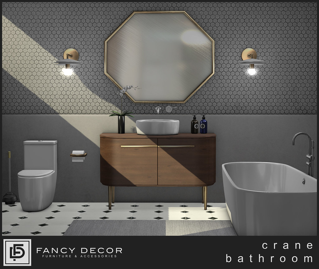 Crane Bathroom @ Famehsed - TeleportHub.com Live!
