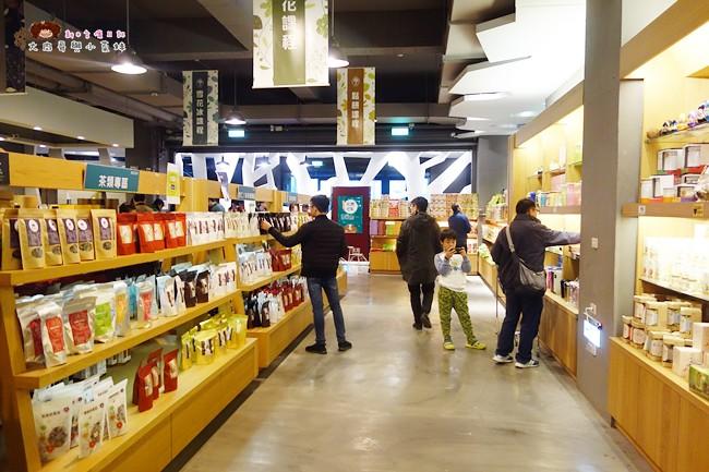 奇麗灣珍奶文化館 宜蘭親子景點 觀光工廠 燈泡珍珠奶茶 DIY 綠建築 (6)