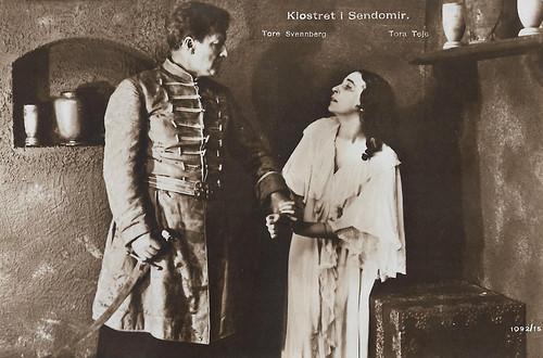 Klostret i Sendomir (1920)