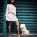 Street shoot with Gabriella and Major