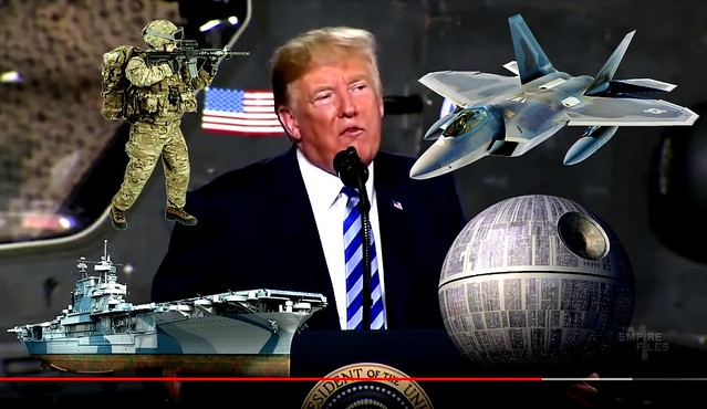 The Empire Steps Back: Trump Withdraws From Syria – Impeachment Now Possible by Jim Kavanagh