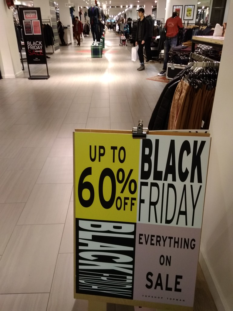 The Bay Black Friday Sale