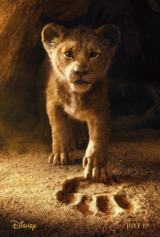 The Lion King - 2019 - Poster 1
