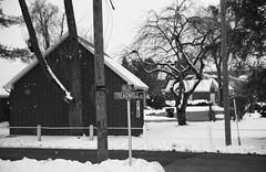 17/365 - Snow at the corner