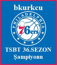 NBA 2K19 - TSBT 36. Sezon Şampiyonu - bkurkcu