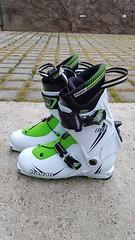 Skialpové boty HAGAN Core ST 28,5 - titulní fotka