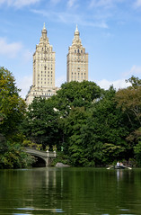 San Remo Towers from Central Park
