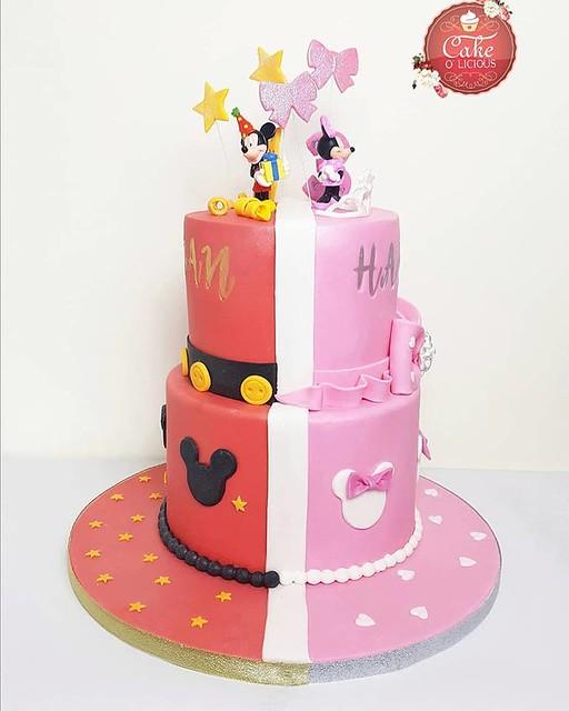 Cake by Cakeolicious