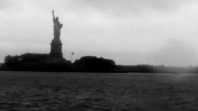 Episode 21 (Lady Liberty B&W)