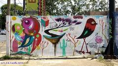 graffiti - Harp e Elton na Assis Brasil