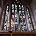 Wonderful stained glass in a Stirling church. Scotland