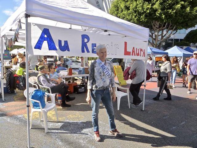 Laura Avery has (sort of) retired