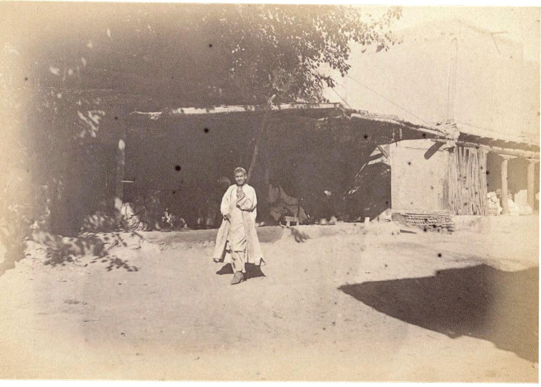 25. Бухара. Главная улица