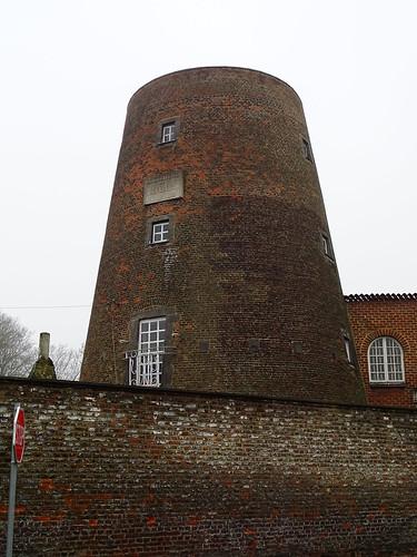 Le moulin Naveau