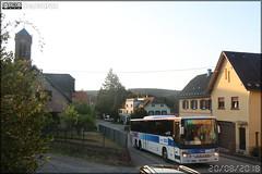Setra S 419 UL - CTBR (Compagnie des Transports du Bas-Rhin) / Réseau 67 n°933 - Photo of Hengwiller