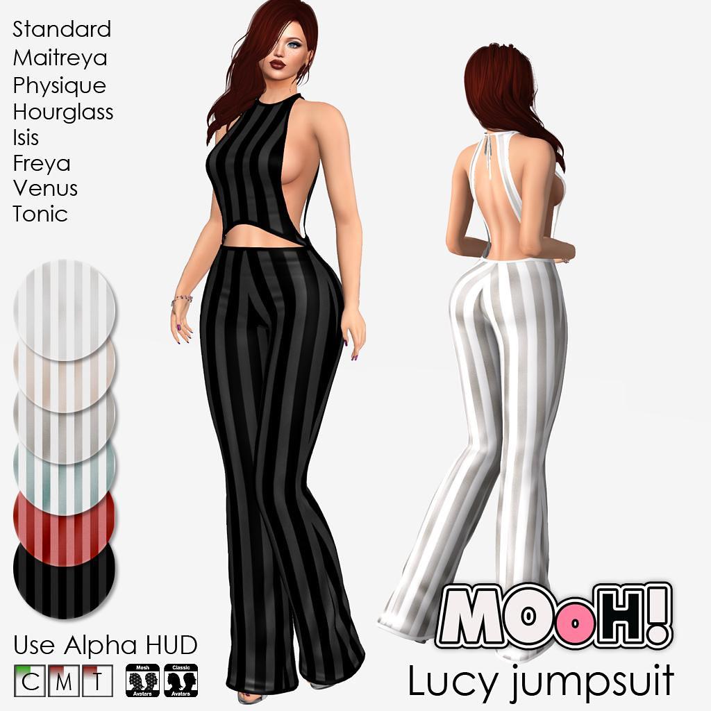 Lucy jumpsuit