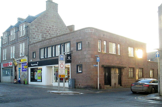 Art Deco Building, Peterhead