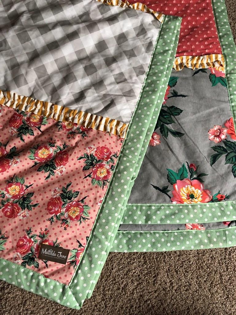 mjc brilliant daydream promo blanket quilt