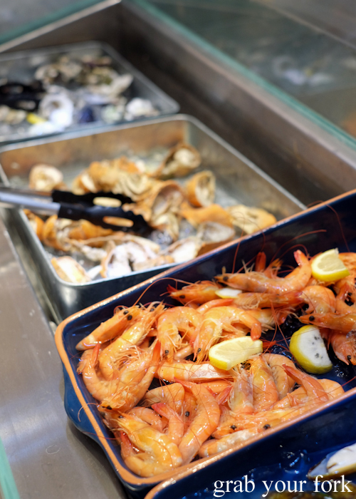 All You Can Eat Seafood Buffet At Talay S Thai Seafood