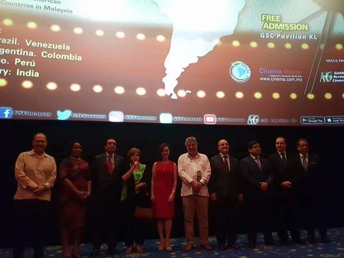 Inauguración del XVII Festival de Cine Latinoamericano en Kuala Lumpur  2