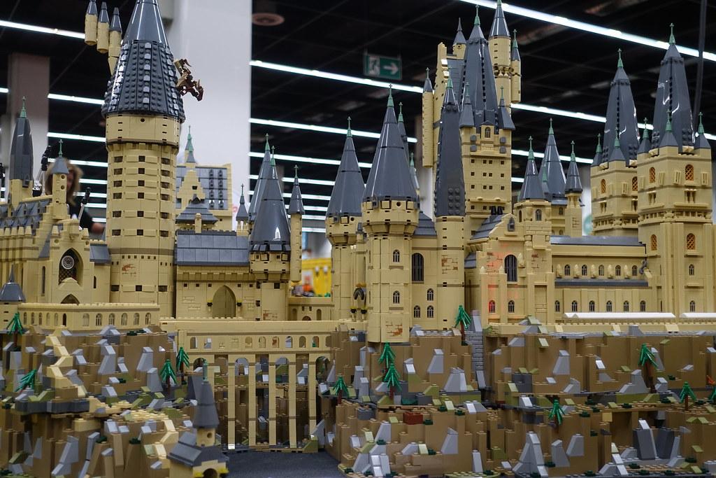 Hogwarts Castle XXL