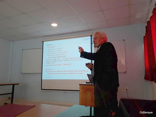 Séminaire LMCS animé par Prof. Erich J. Neuhold