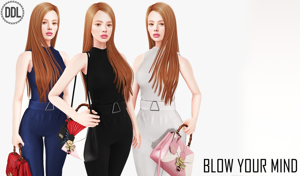 [DDL] Blow Your Mind @Tres Chic