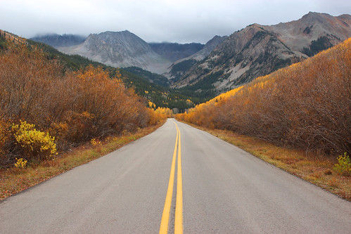 Castle Creek Road, Colorado