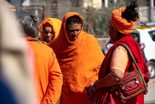 Sâdhus à Pashupatinath