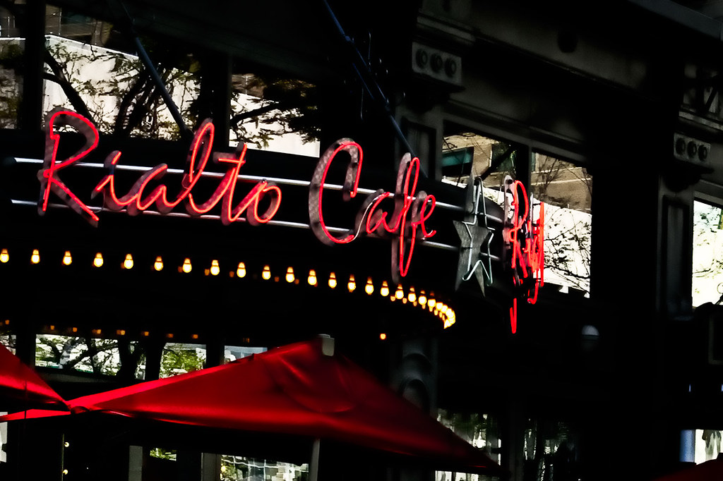Rialto Cafe, 16th Street Mall, Denver