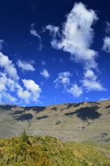 Les remparts de Mafate, Reunion Island