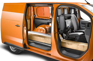 Neuer Opel Vivaro