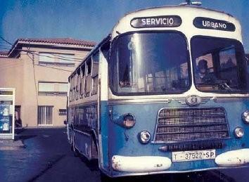 autobús Nazar Valls acaballes
