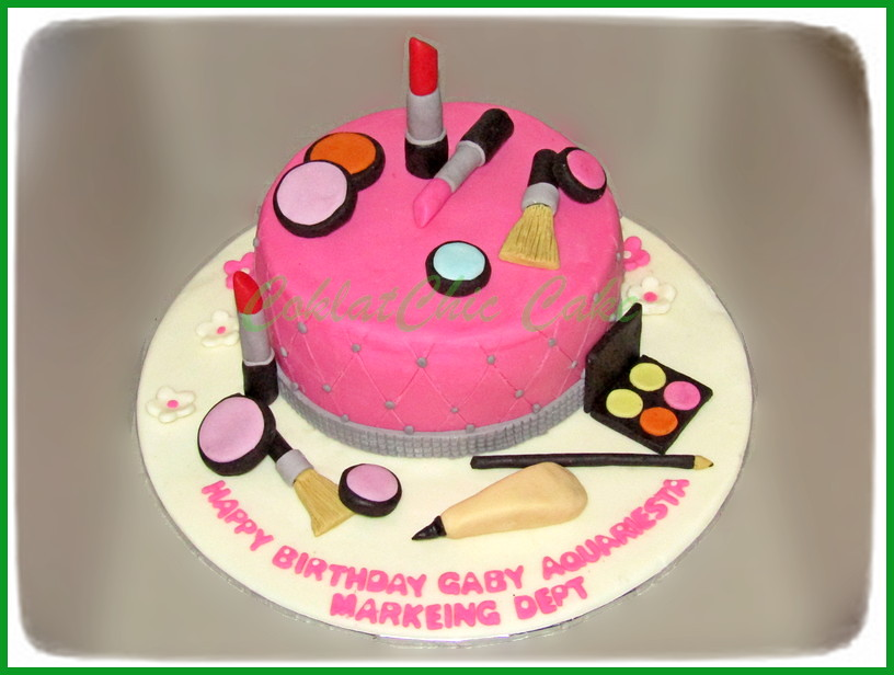 Cake Make Up GABY 18 cm