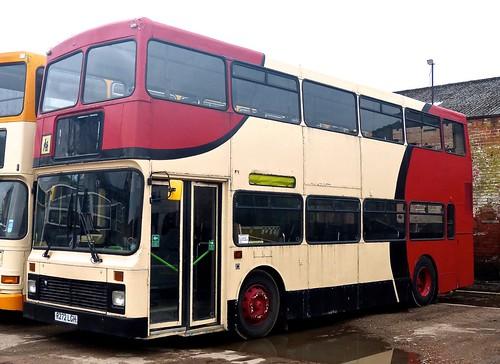 R272 LGH 'Fairway Travel'. Volvo Olympian / Northern Counties /1 on Dennis Basford's railsroadsrunways.blogspot.co.uk'