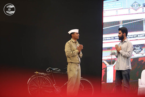 A skit by Nirankari Youth
