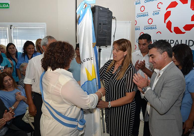 2018-12-08 SALUD: Encuentro Provincial Agentes Sanitarios
