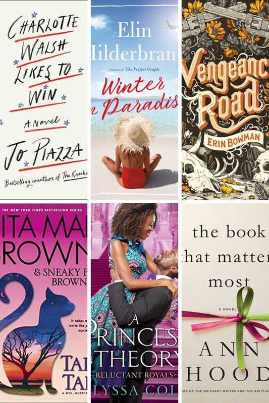 Books I read Nov. 2018