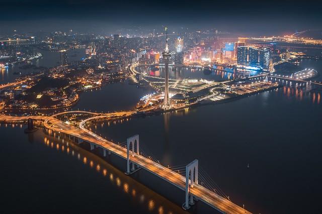 1. 澳門旅遊塔(Macau Tower)
