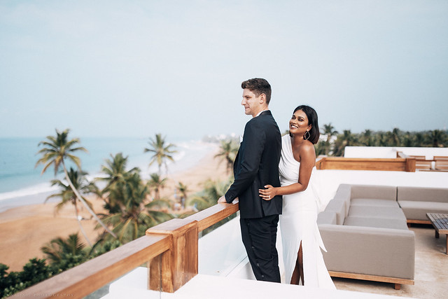 2018 International couple from Australia