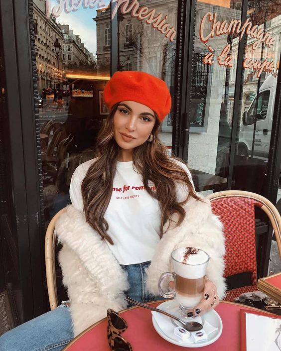 inspiration street style outfit 2019 winter snake boots 10