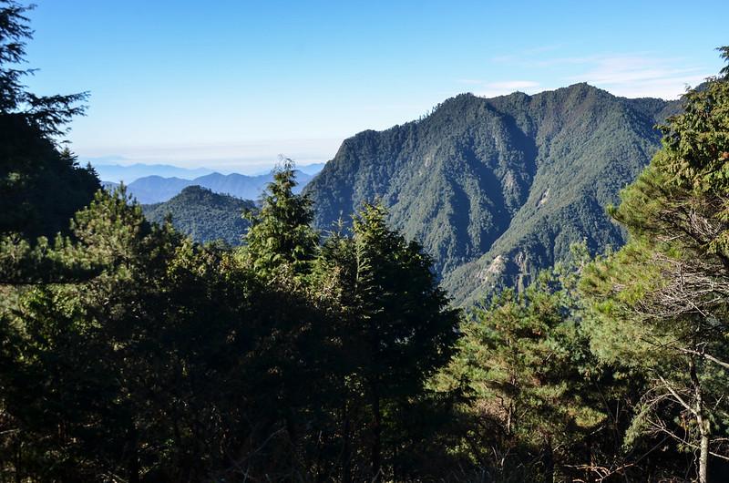 200林道望埡口觀景台 (3)