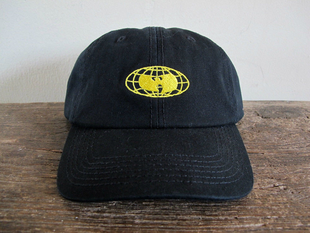 Authentic WU WEAR Wu-Tang Clan Forever Dad Hat cap vtg hiphop ... 5ceaeacbcf8