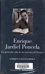 Enrique Gallud Jardiel, Enrique Jardiel Poncela